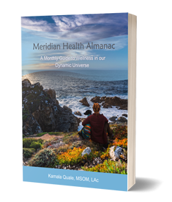 Meridian Health Almanac book by Kamala Quale